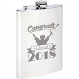 STEEL FLASK with FREE Engraving
