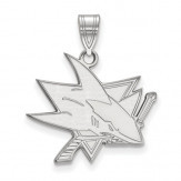 NHL SHARKS PENDANT