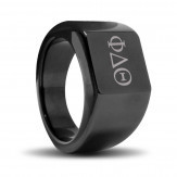 SIGNET - ring with FREE custom engraving