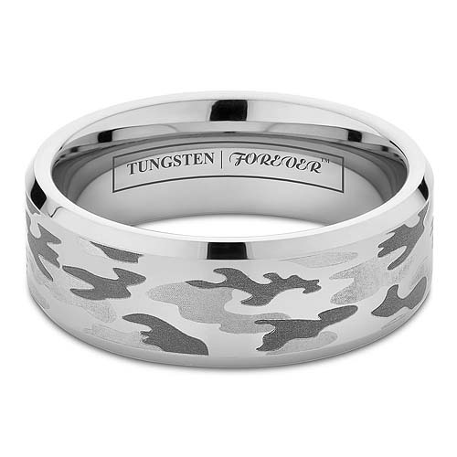 camo wedding bands realtree camo rings vs laser engraved camo rings - Hunting Wedding Rings