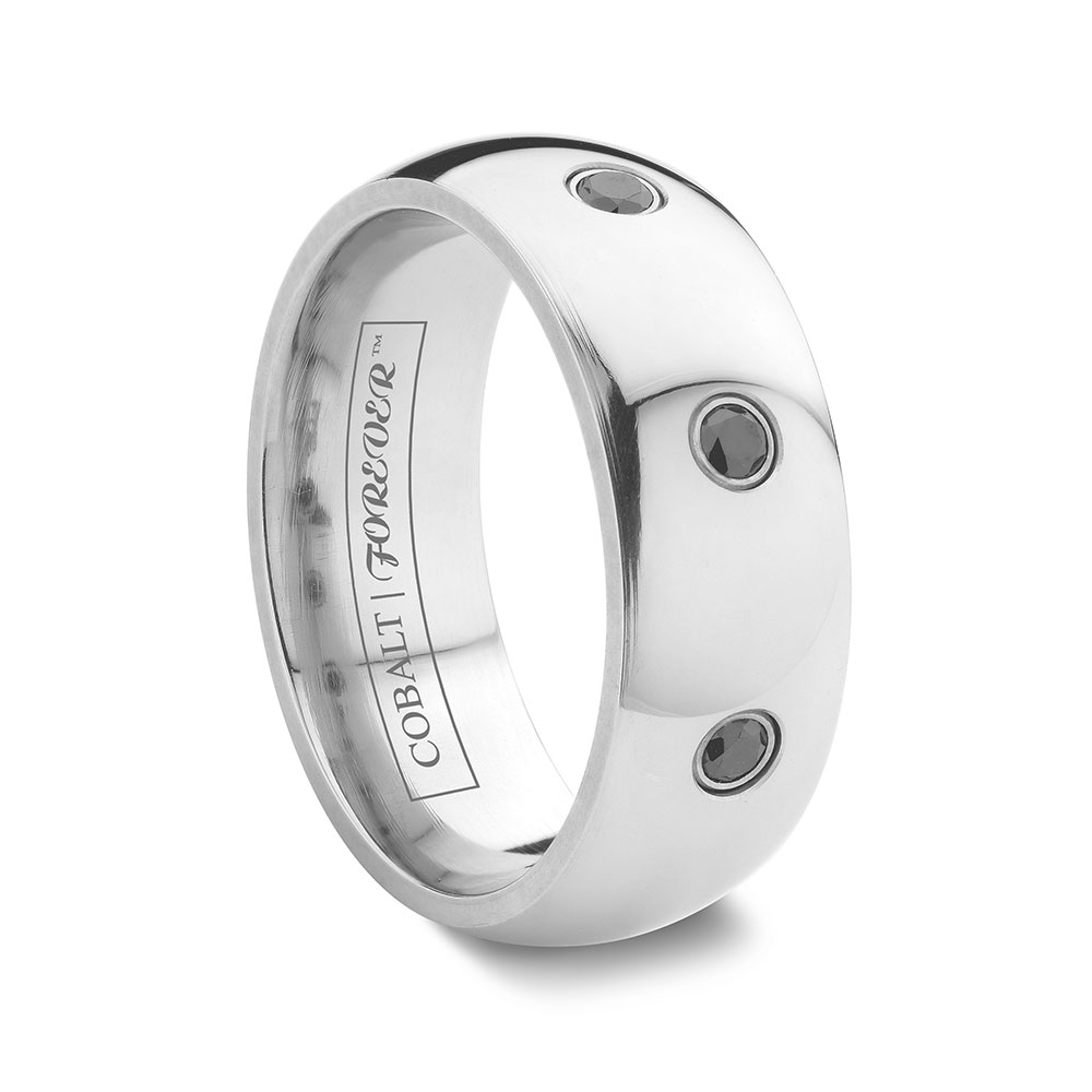 cobalt chrome rings information specs - Cobalt Wedding Rings