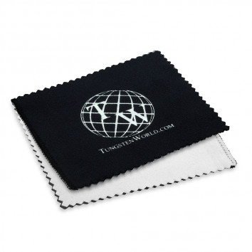 Tungsten Jewelry Microfiber Cloth