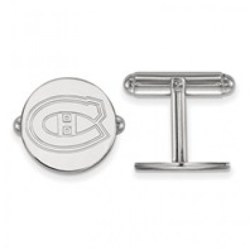 NHL CANADIENS CUFFLINKS