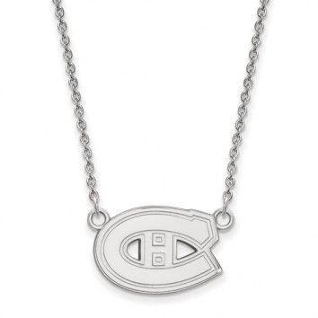 NHL CANADIENS NECKLACE
