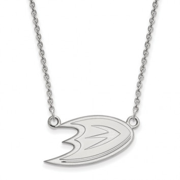 NHL DUCKS NECKLACE