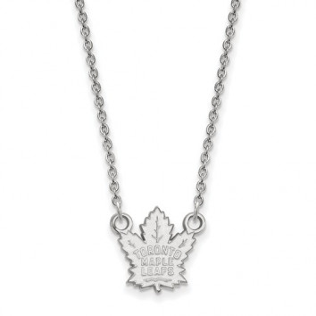 NHL MAPLE LEAFS NECKLACE