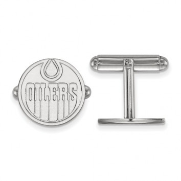 NHL OILERS CUFFLINKS