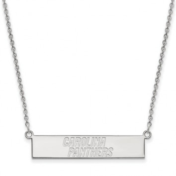 PANTHERS BAR NECKLACE