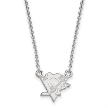 NHL PENGUINS NECKLACE