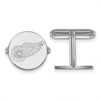 NHL RED WINGS CUFFLINKS