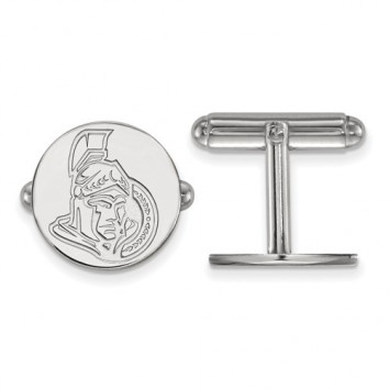 NHL SENATORS CUFFLINKS