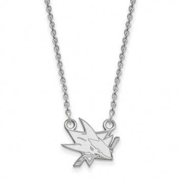 NHL SHARKS NECKLACE