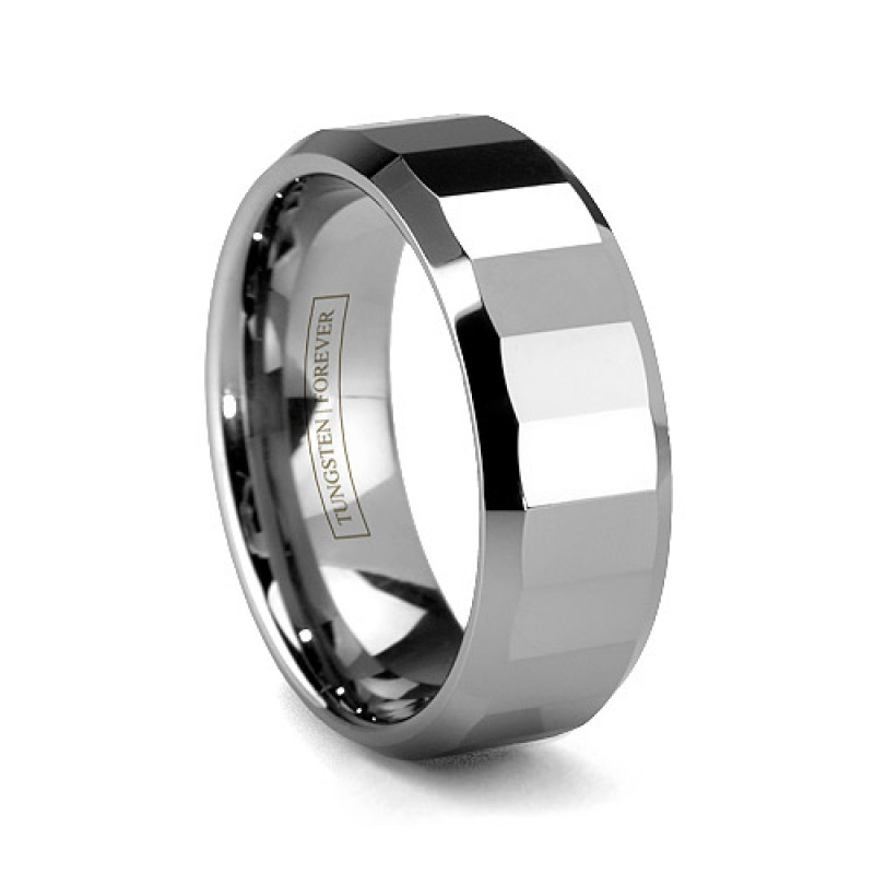 prev next tungsten rings wedding bands sale - Guys Wedding Rings