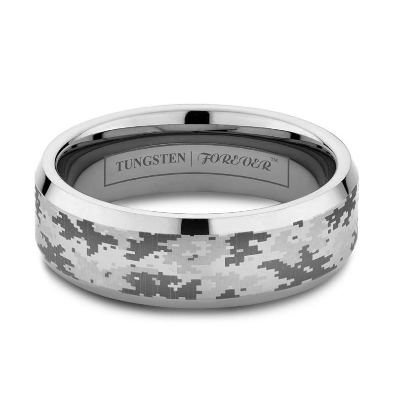 Prev Next Tungsten Rings Wedding Bands