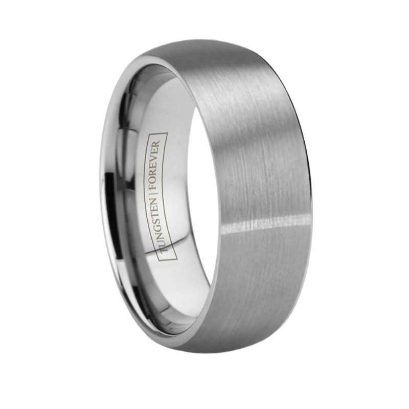will wedding carbide domed fit tungsten comfort men s com ring dp band bands high king basic polished amazon