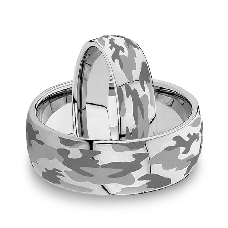 bands mens engagement ring x stainless and photo amazing of his womens wedding set steel hers match