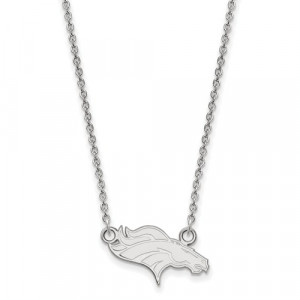 BRONCOS NECKLACE