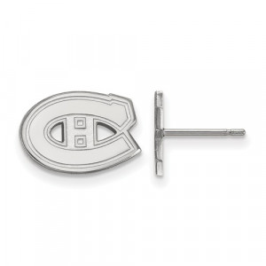 NHL CANADIENS EARRINGS