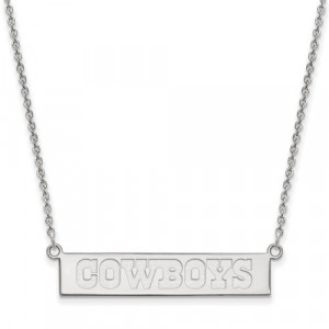 COWBOYS BAR NECKLACE