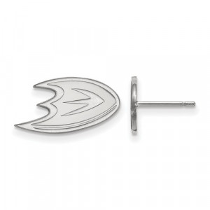 NHL DUCKS EARRINGS