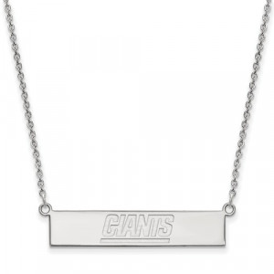 GIANTS BAR NECKLACE