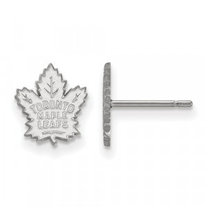 NHL MAPLE LEAFS EARRINGS