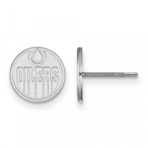 NHL OILERS EARRINGS