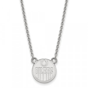 NHL OILERS NECKLACE