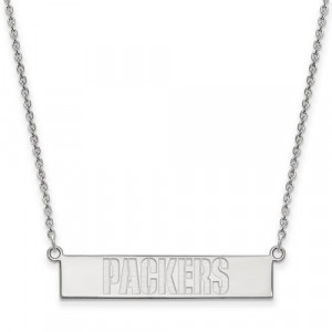 PACKERS BAR NECKLACE