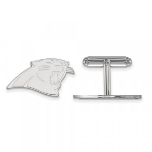 PANTHERS CUFFLINKS
