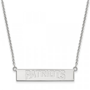 PATRIOTS BAR NECKLACE