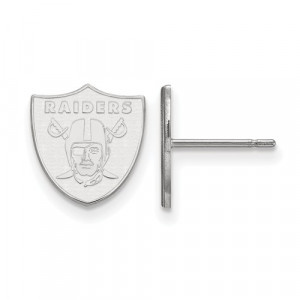 RAIDERS EARRINGS