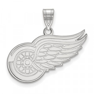 NHL RED WINGS PENDANT