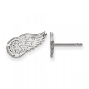 NHL RED WINGS EARRINGS