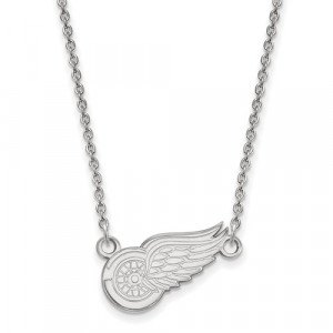 NHL RED WINGS NECKLACE