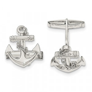 SAILOR CUFF LINKS