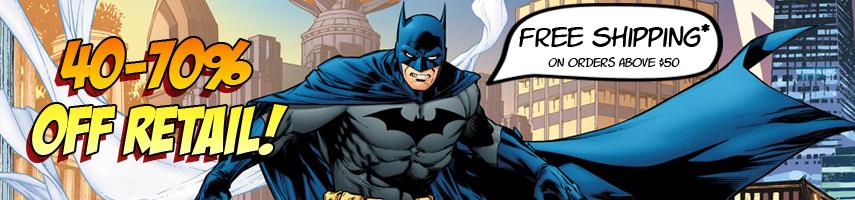 Batman Jewelry Image