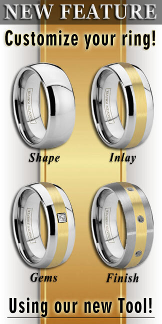 Mens Tungsten Rings Up To 75 Off Mens Tungsten Wedding Bands For Men