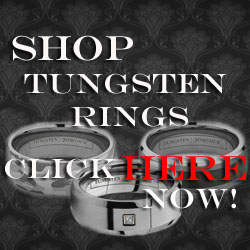 Shop All Tungsten Rings