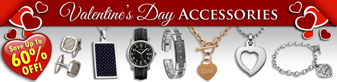 Vday Accessories Banner
