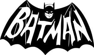 1950s Batman Logo