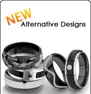 Aluminum Rings Men Free Engraving