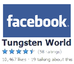 Facebook Tungsten World Reviews