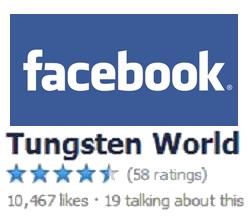 Facebook Tungsten World Reviews