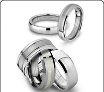 tungsten rings tungsten wedding bands75 off mens tungsten carbide - Tungsten Wedding Rings